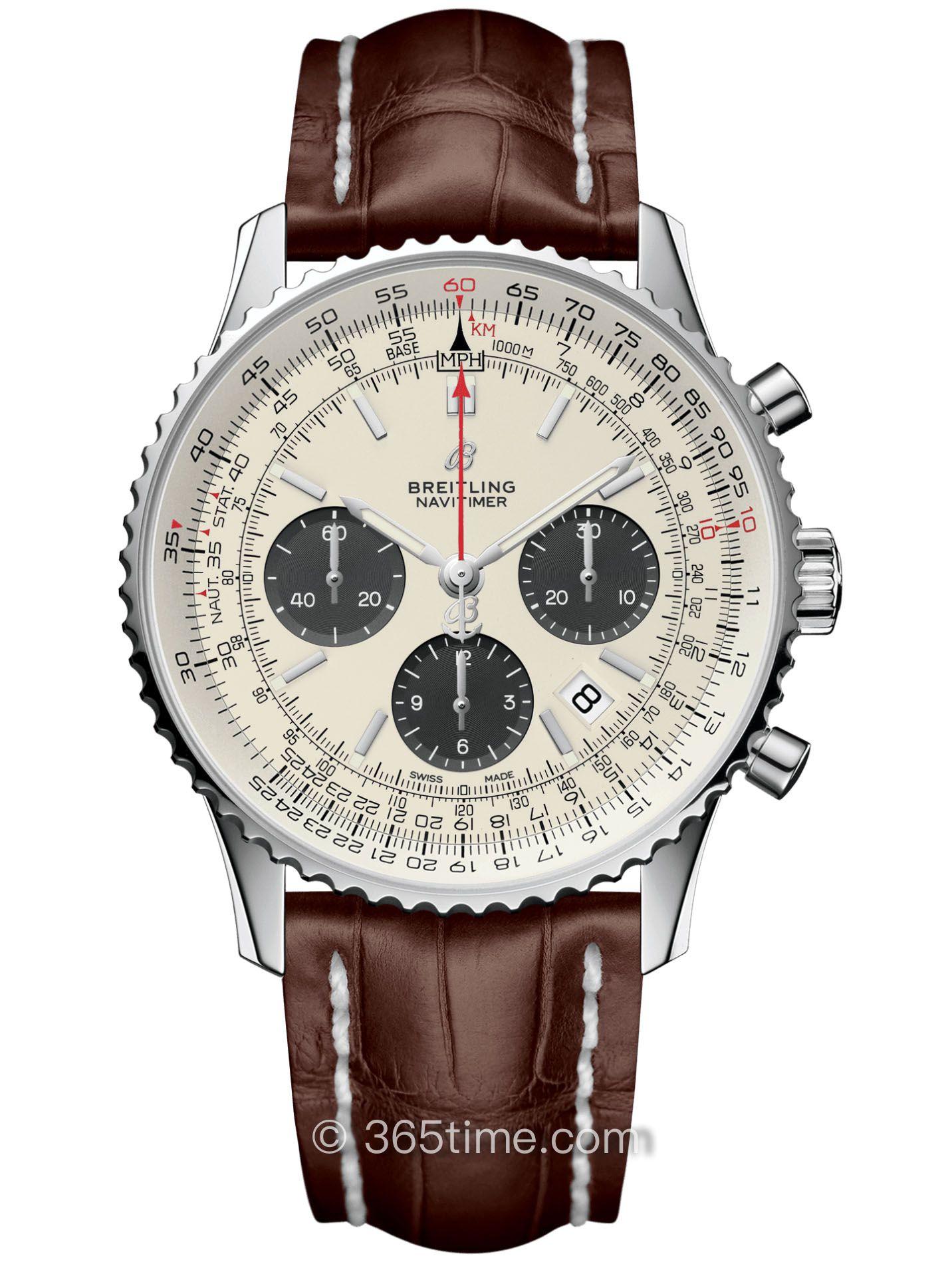 百年灵航空计时1 B01计时腕表AB0121211G1P1
