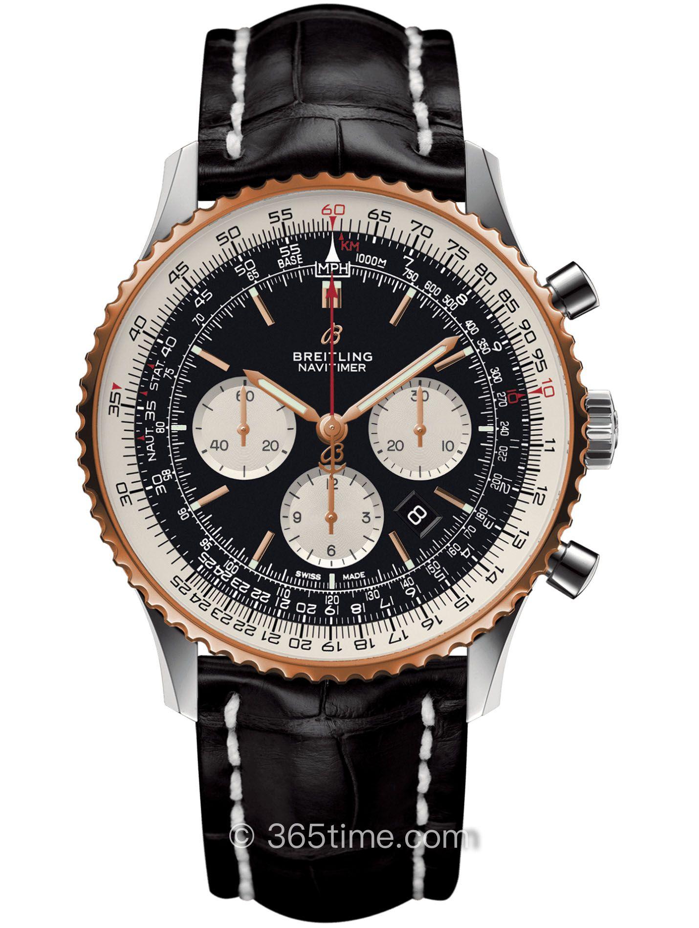 百年灵航空计时系列航空计时1 B01计时腕表UB0127211B1P1