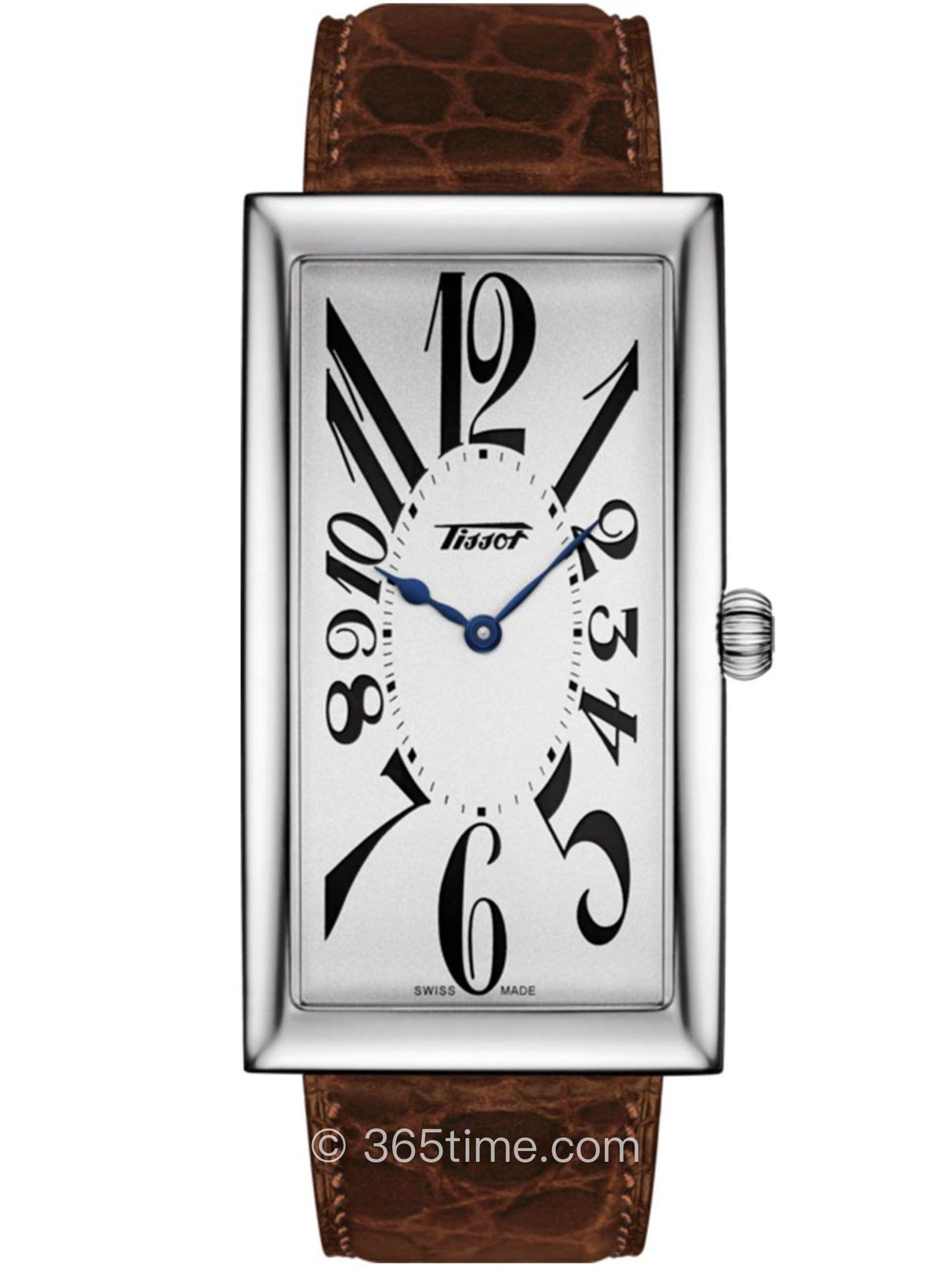 天梭HERITAGE系列王子经典I型腕表T117.509.16.032.00