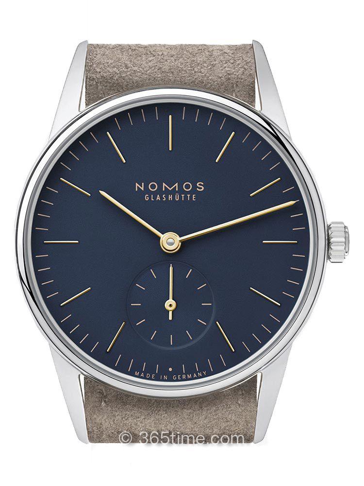 NOMOS Orion 系列329