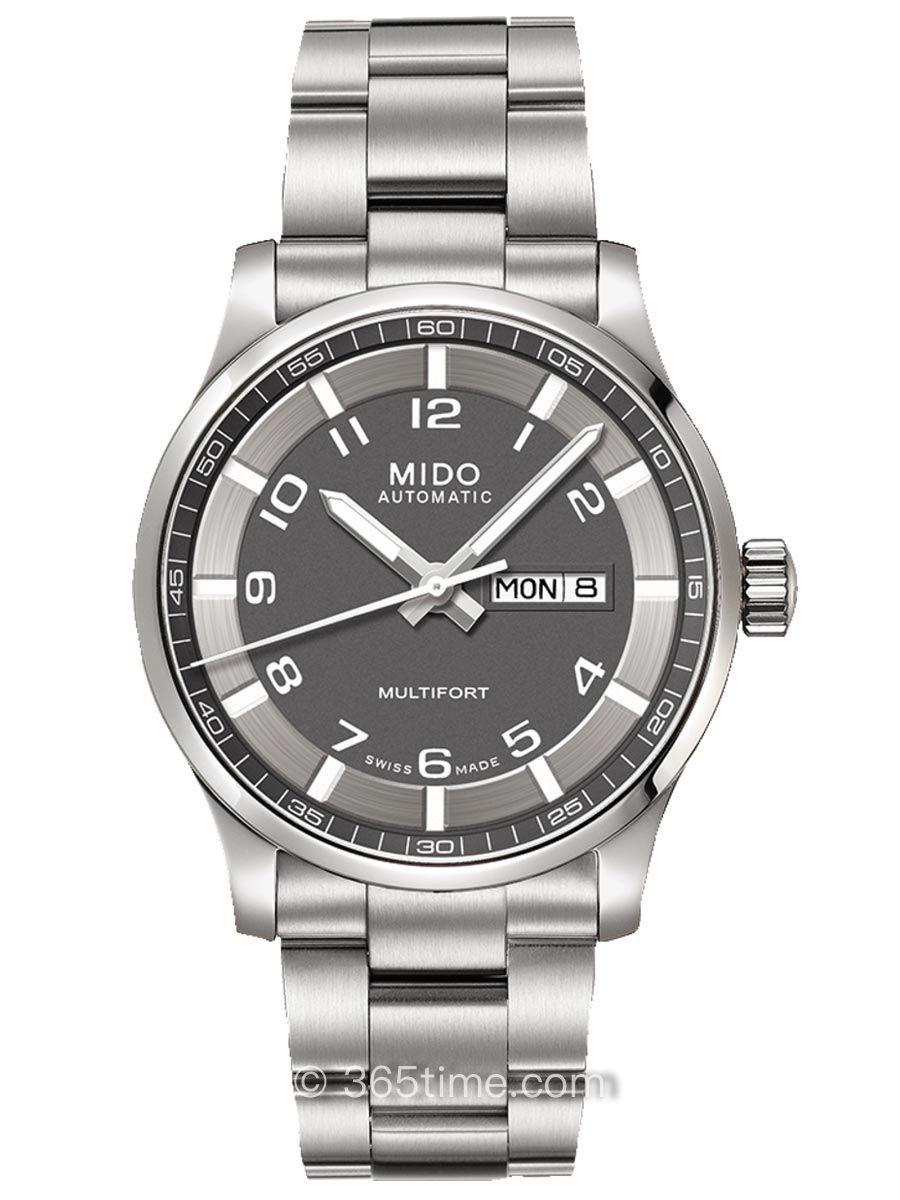 美度舵手系列双历腕表M005.430.11.082.80