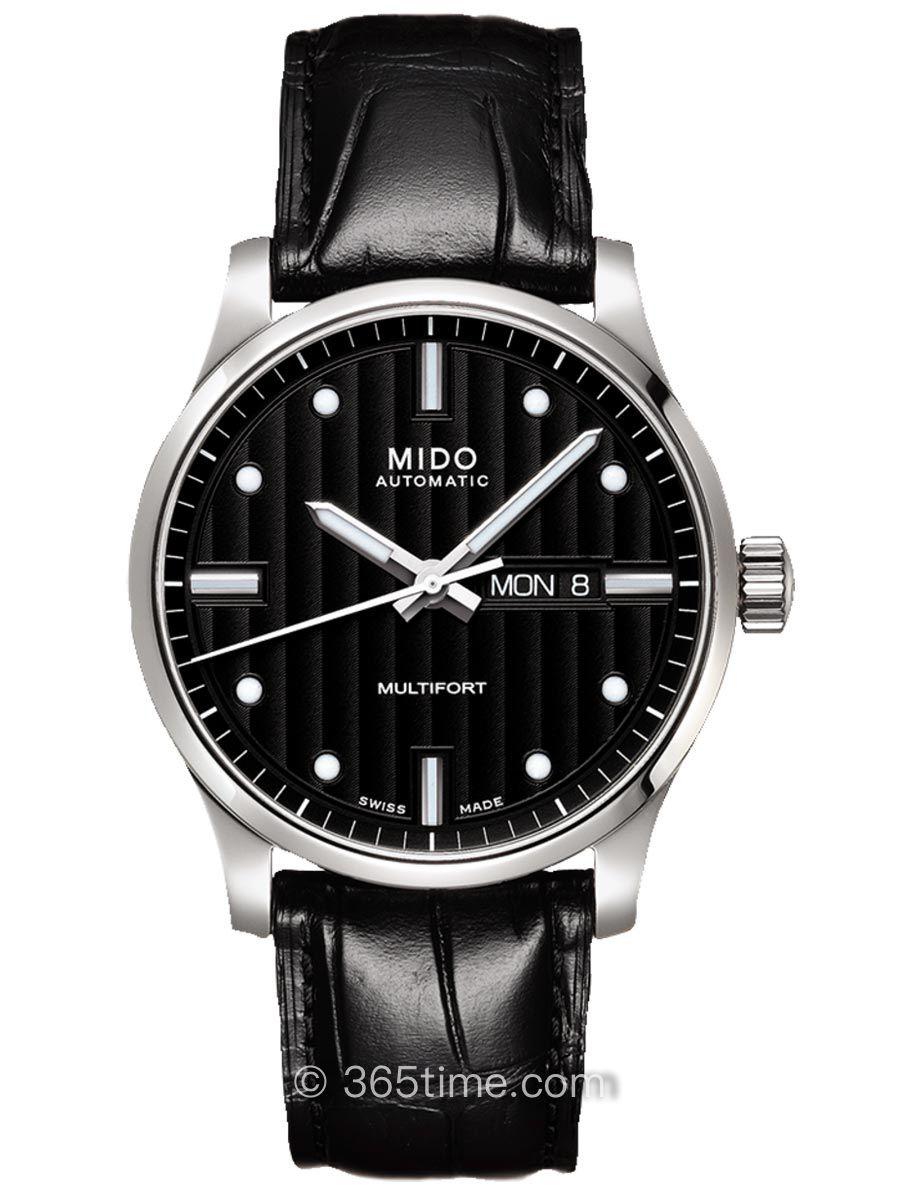 美度舵手系列双历腕表M005.430.16.031.81