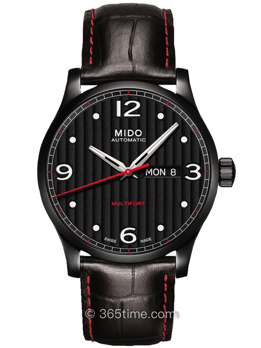 美度舵手系列双历腕表M005.430.37.050.80