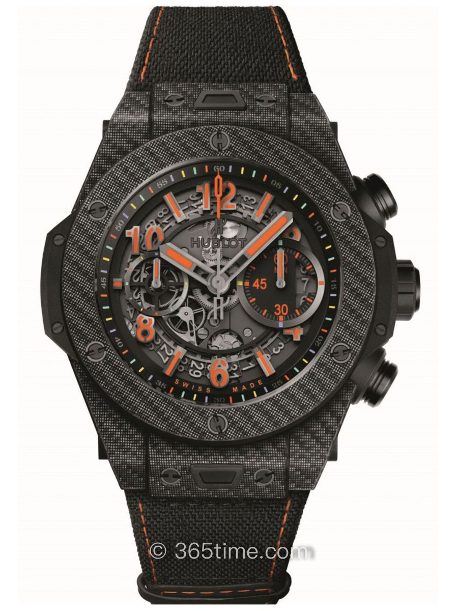 HUBLOT宇舶BIG BANG UNICO BEST BUDDIES限量版腕表411.YT.1199.NR.BBE18
