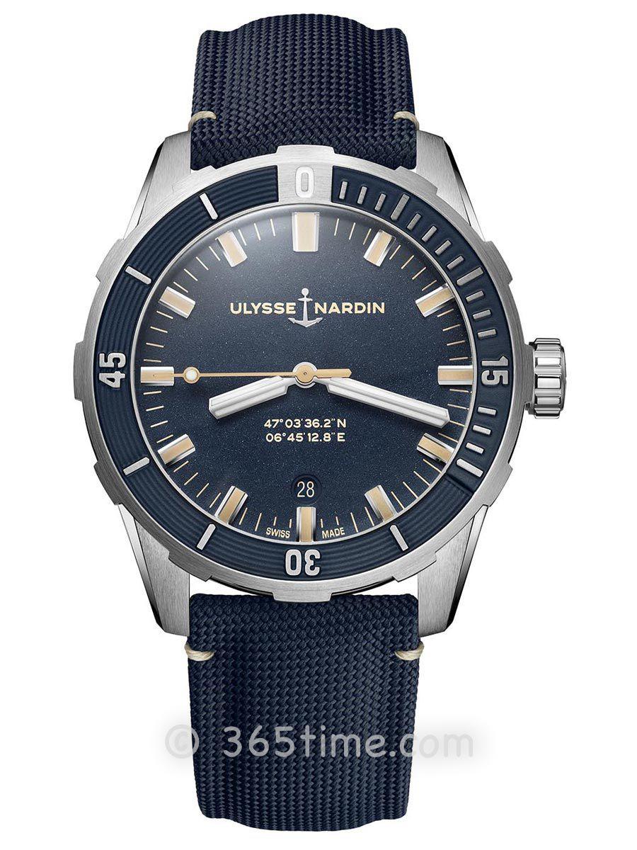 雅典Diver潜水系列8163-175/93