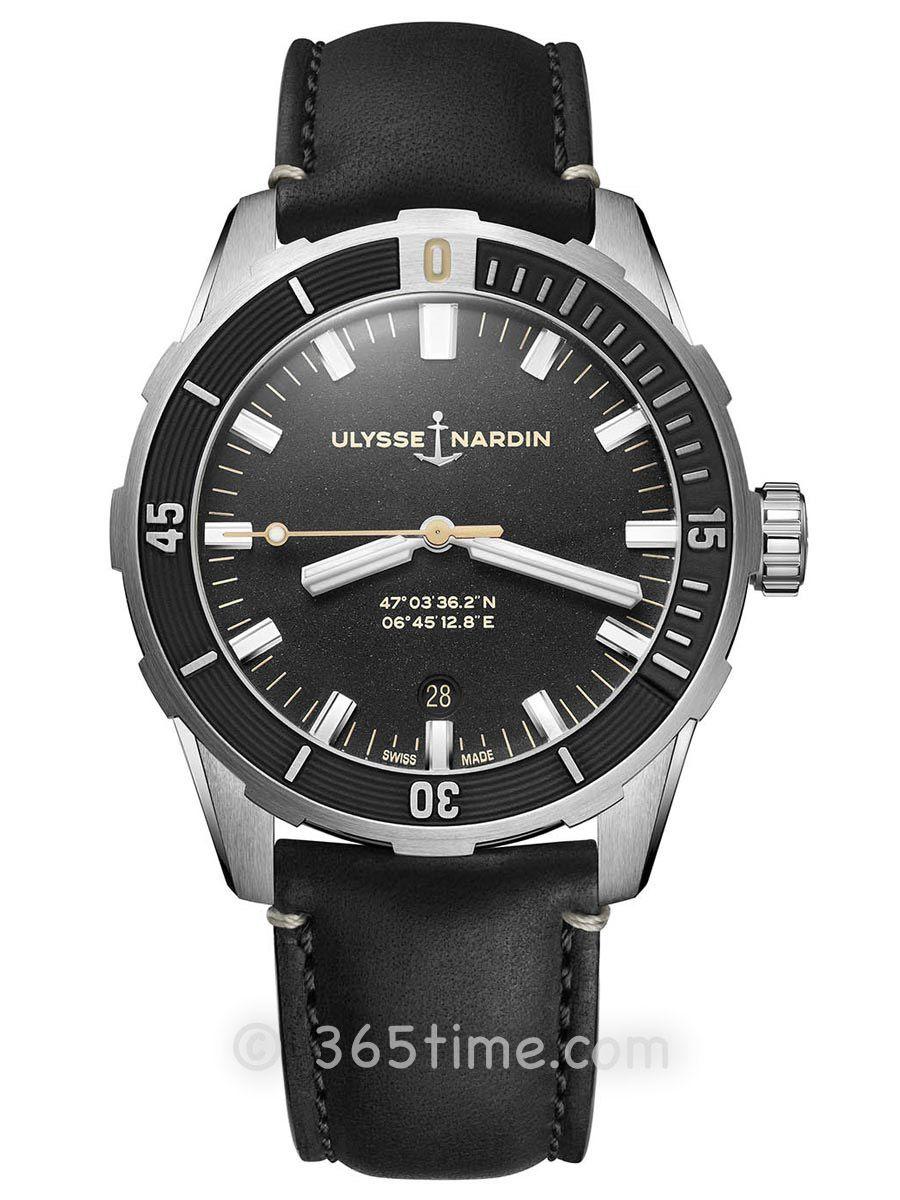 雅典Diver潜水系列8163-175/92