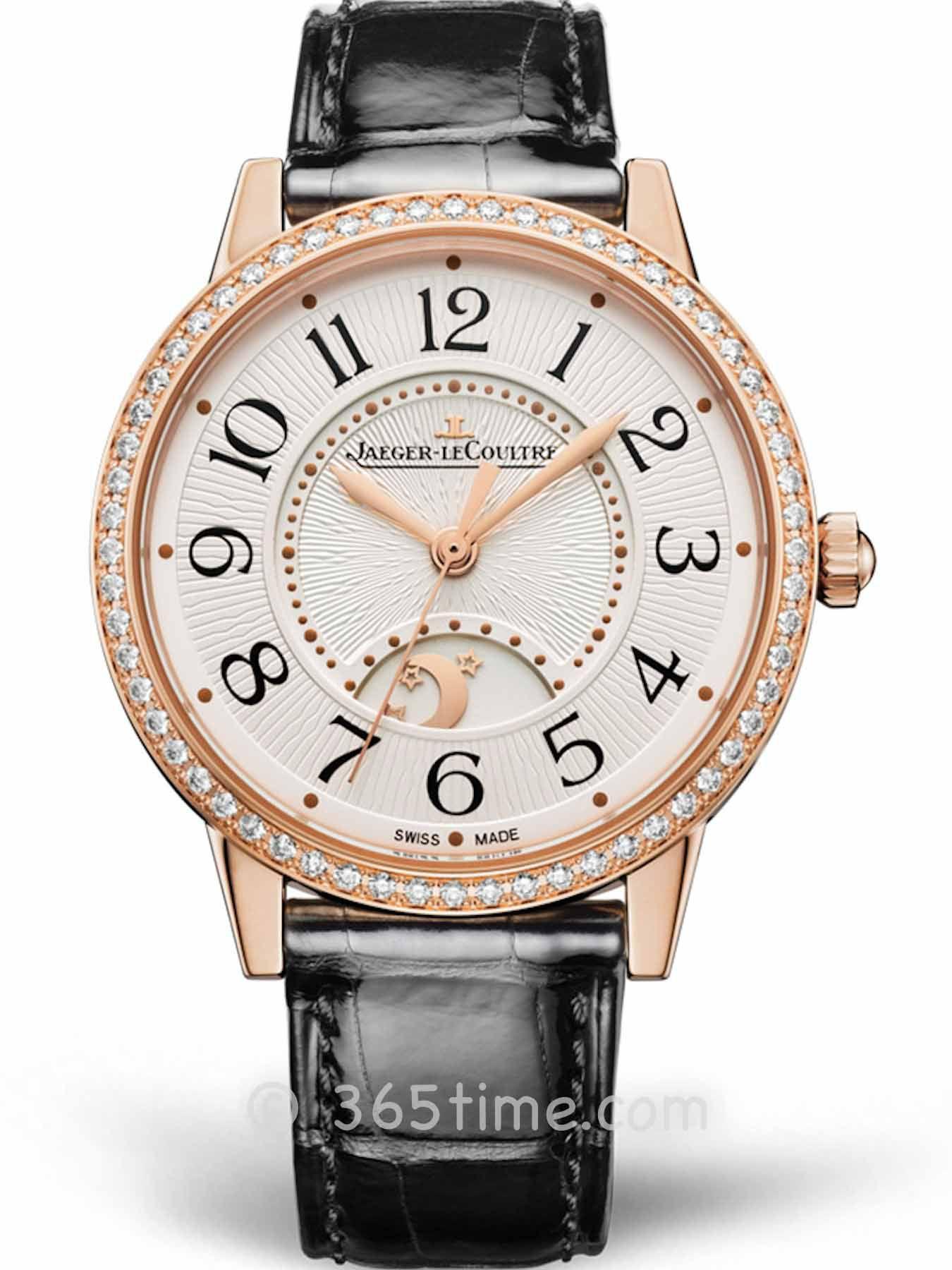 积家约会系列日夜显示腕表(中型款)3442430