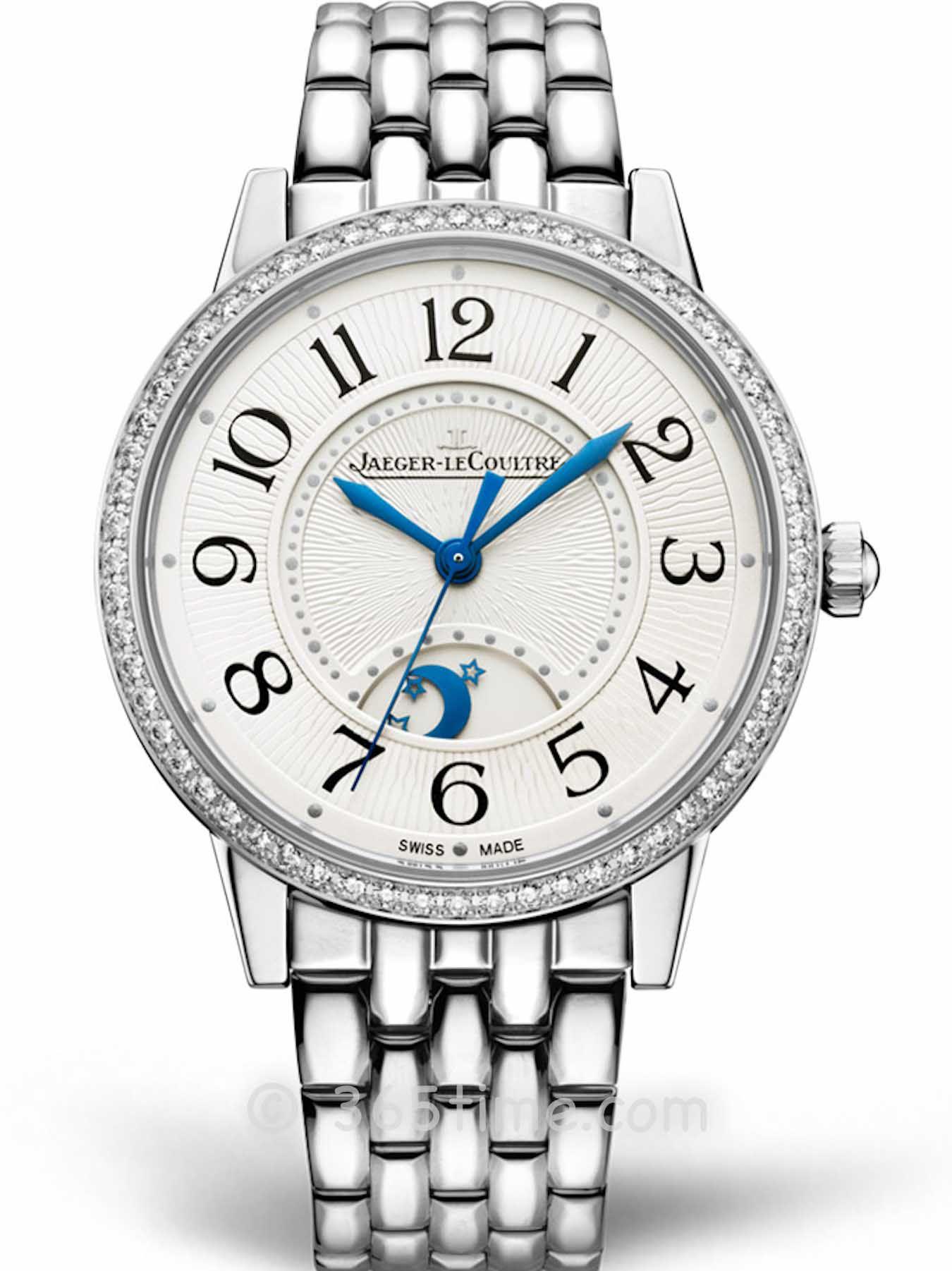 积家约会系列日夜显示腕表(中型款)3448130