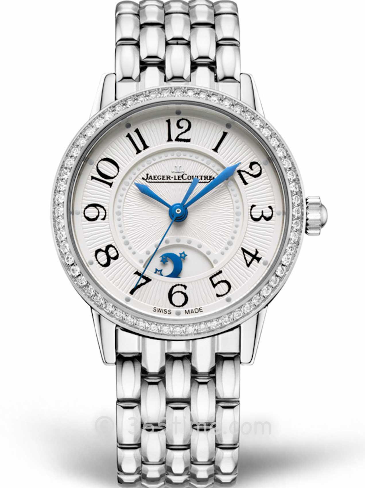 积家约会系列日夜显示腕表(小型款)3468130