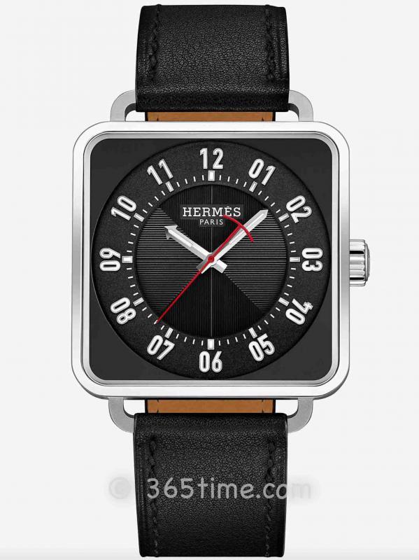 爱马仕Carre H watch男士腕表W045777WW00