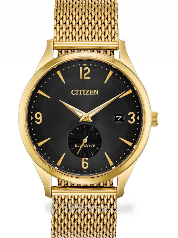 西铁城(CITIZEN)Eco-Drive系列BTW腕表BV1112-56E