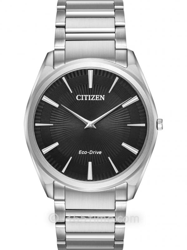 西铁城(CITIZEN)STILETTO系列光动能超薄腕表AR3070-55E