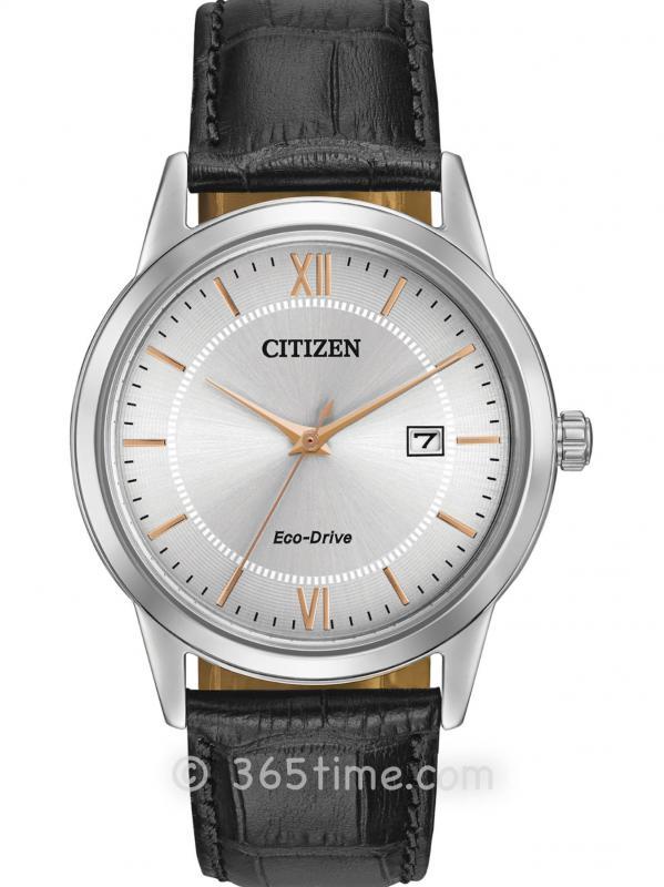 西铁城(Citizen)Corso男式光动能手表AW1236-03A