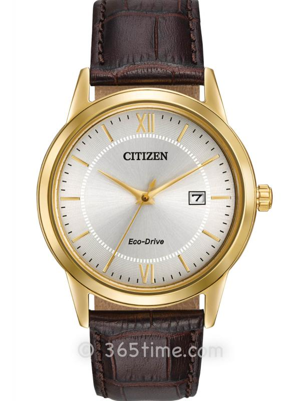 西铁城(Citizen)Corso男式光动能手表AW1232-04A