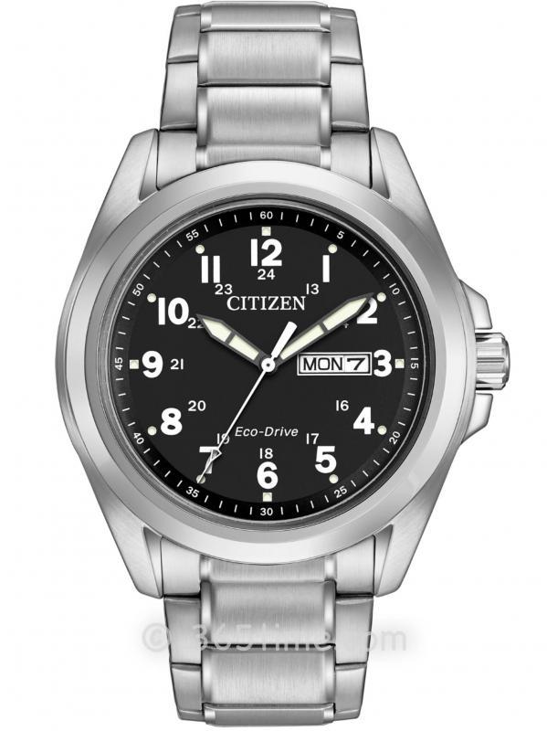西铁城(CITIZEN)Chandler系列AW0050-82E男士光动能腕表