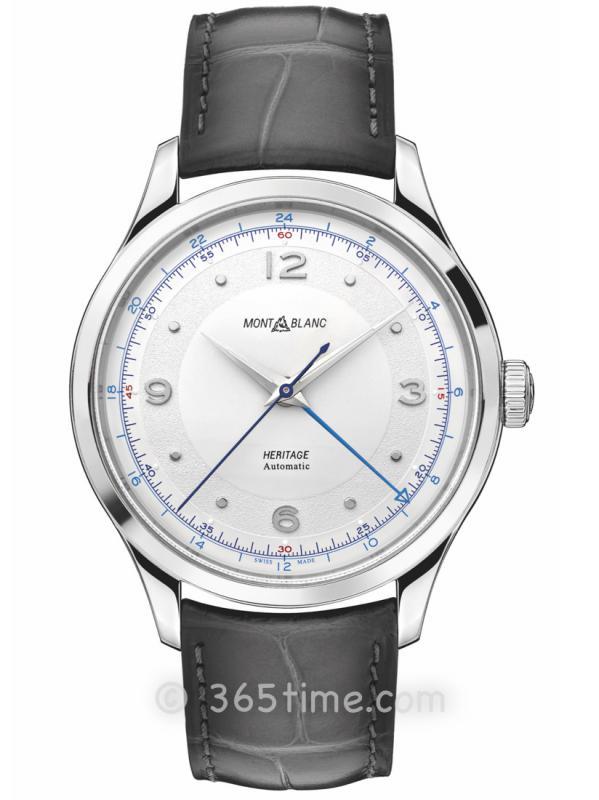 万宝龙传承系列GMT世界时腕表119948