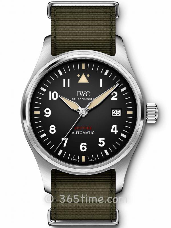 IWC万国喷火战机飞行员自动腕表IW326801