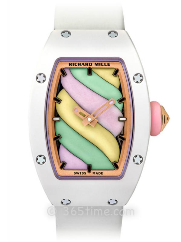 里查德米尔(RICHARD MILLE) BONBONSWEETSRM 07-03 MARSHMALLOW