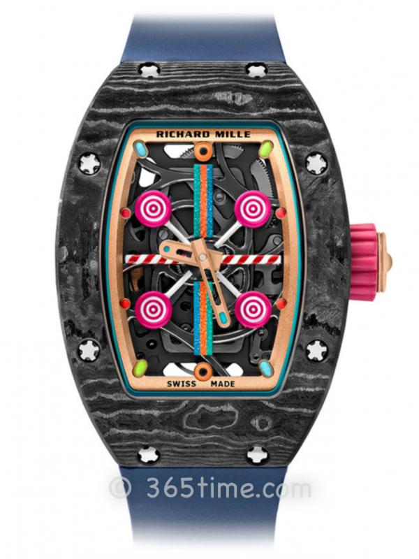 里查德米尔(RICHARD MILLE) BONBONSWEETSRM 07-03 MYRTILLE