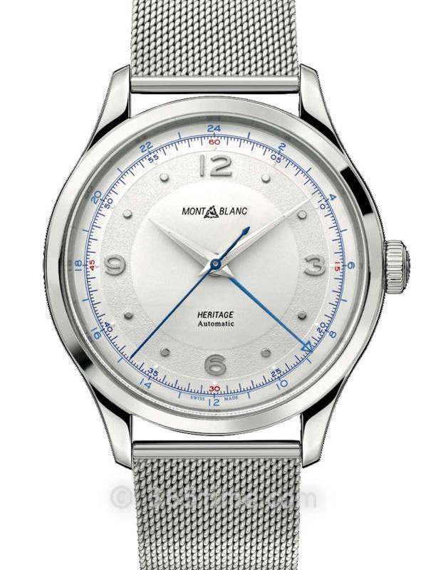 万宝龙传承系列GMT世界时腕表119949
