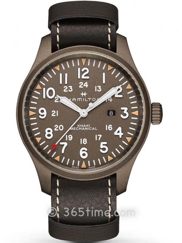 汉米尔顿卡其野战系列机械腕表H69829560