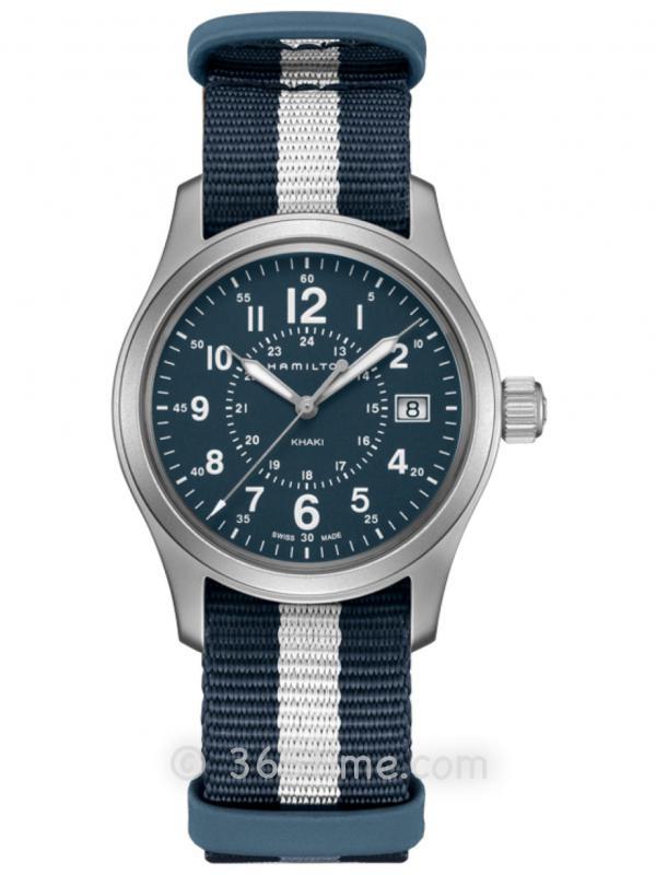 汉米尔顿卡其野战系列H68201043石英腕表