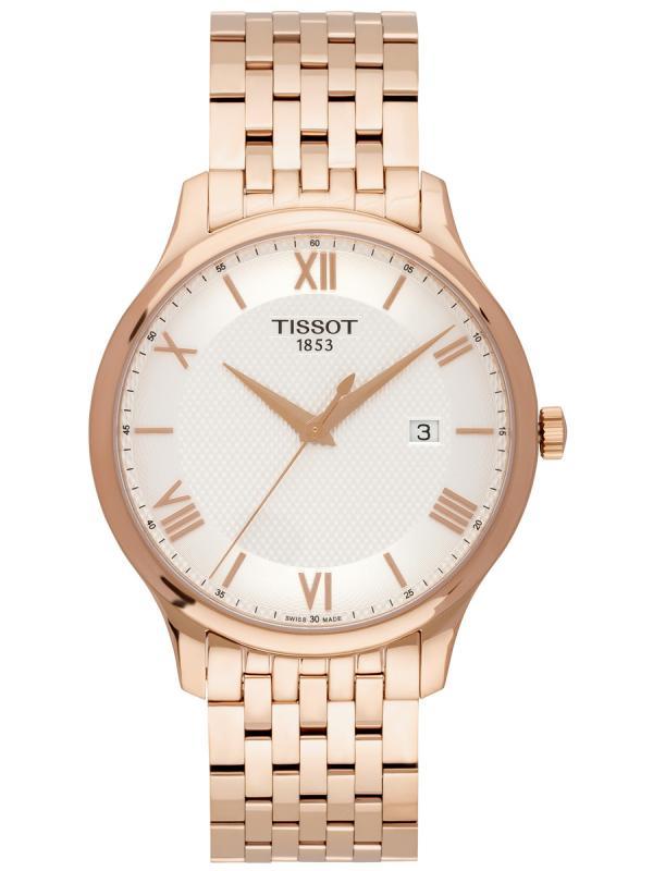 天梭T-Classic系列男士石英腕表T063.610.33.038.00
