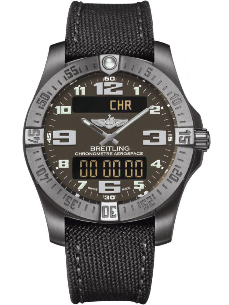 百年灵专业系列航天多功能进化计时腕表E7936310/F562/109W/A20BASA.1