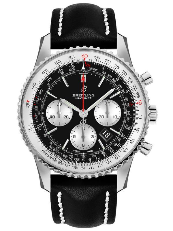 百年灵航空计时1 B01计时腕表43毫米AB0121211B1X1