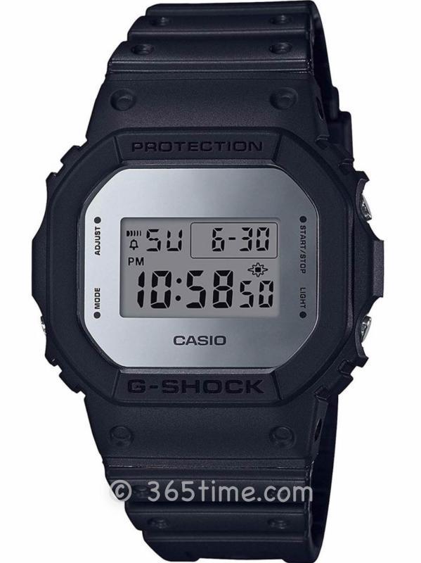 卡西欧G-SHOCK系列Digital数字显示腕表DW5600BBMA-1