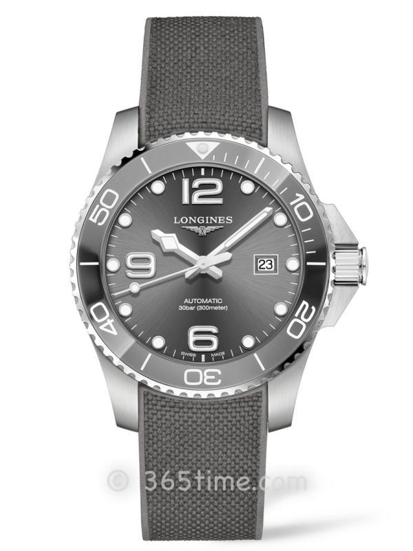 浪琴康卡斯系列潜水表L3.782.4.76.9