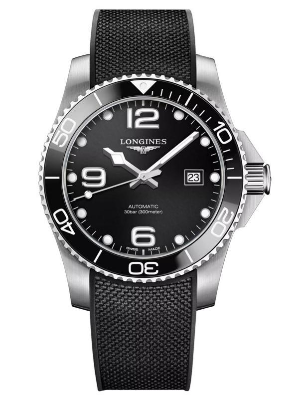 浪琴康卡斯系列潜水表L3.781.4.56.9