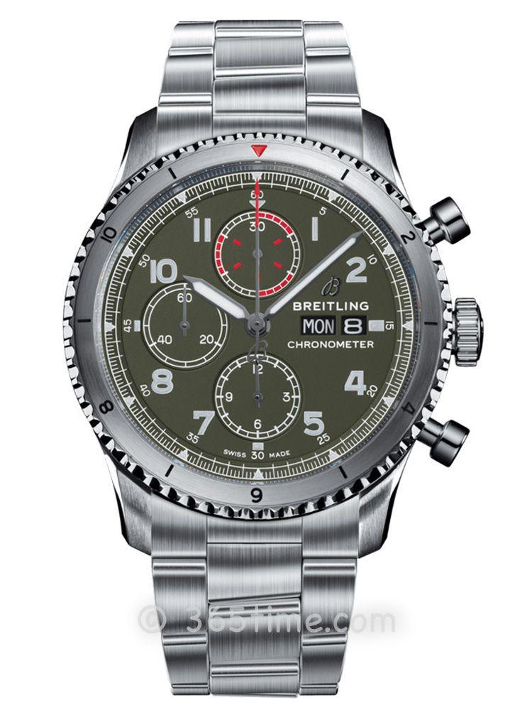 百年灵航空计时8 计时腕表A133161A1L1A1