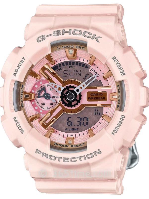 Casio卡西欧G-SHOCK × 王者荣耀联名系列腕表GMAS110MP-4A1