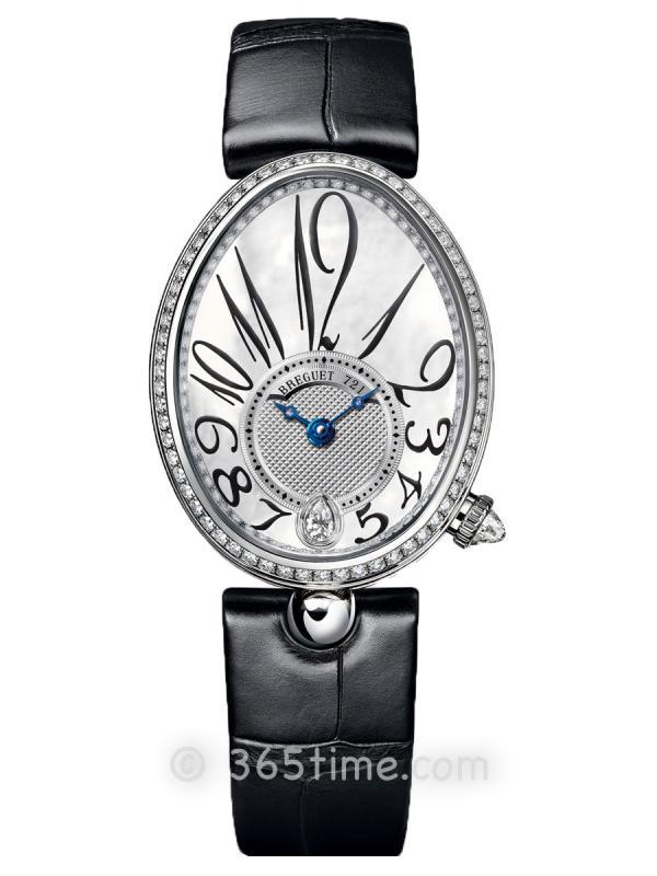 宝玑那不勒斯皇后系列女士自动机械腕表8918BB/58/964/D00D