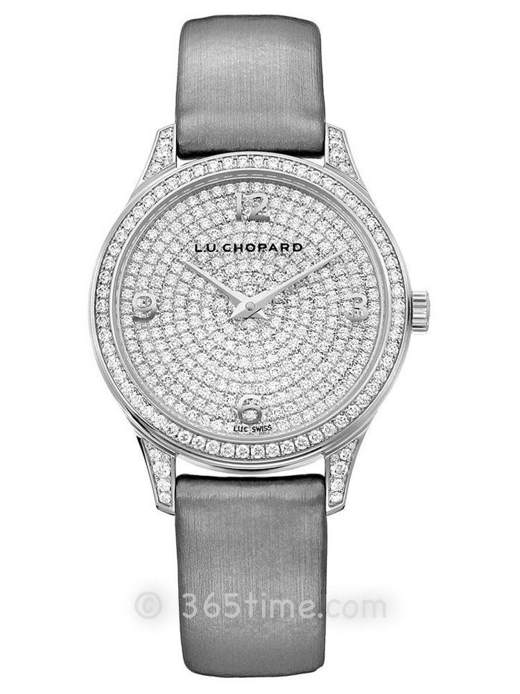 萧邦L.U.C系列女士自动机械腕表131972-1001