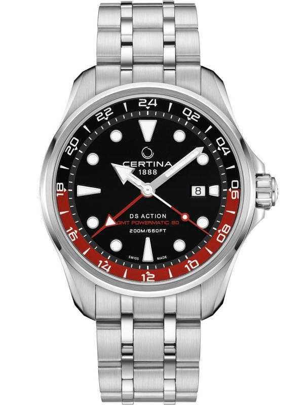 雪铁纳DS系列GMT腕表C032.429.11.051.00