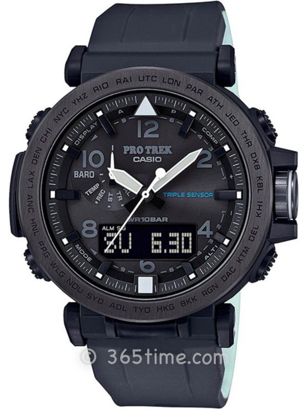 Casio卡西欧PRO TREK指针系列腕表PRG-650Y-1