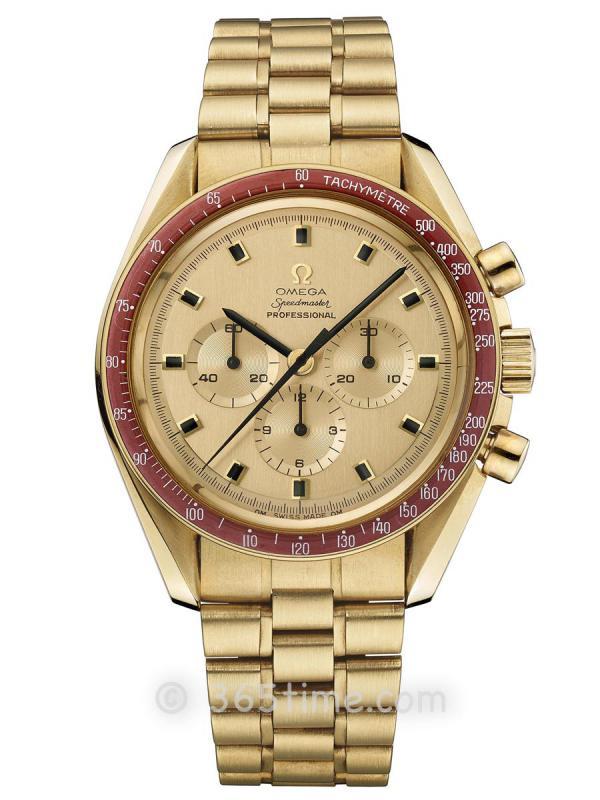 欧米茄超霸系列阿波罗11号手表上链腕表BA145.022