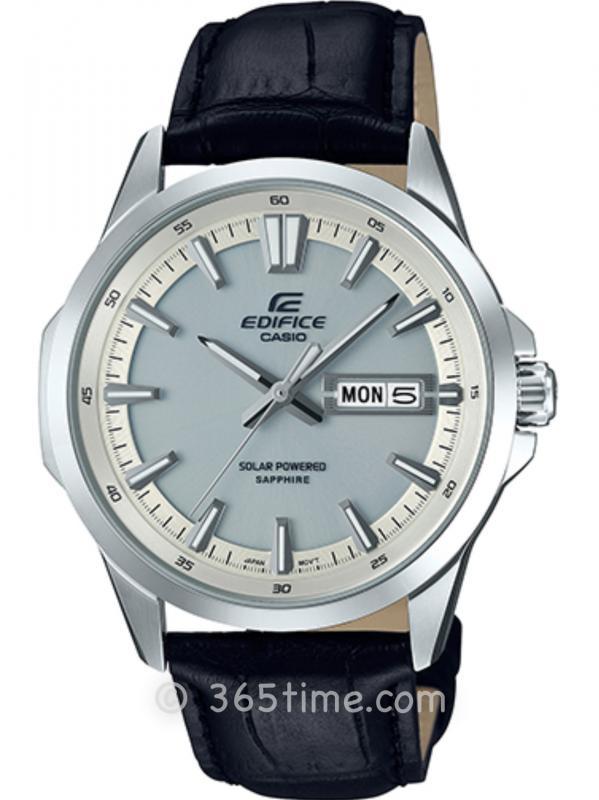 CASIO卡西欧EDIFICE简约系列腕表EFB-105SBL-7A