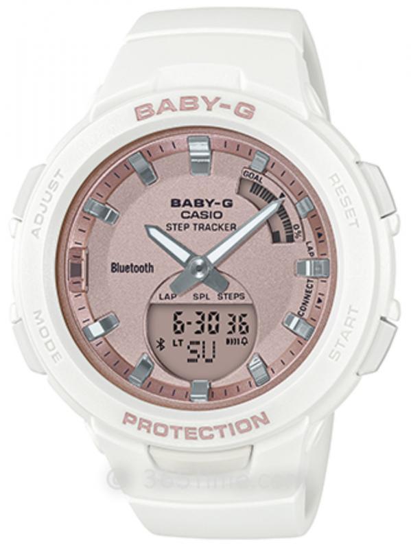 CASIO卡西欧BABY-G运动系列腕表BSA-B100MF-7A