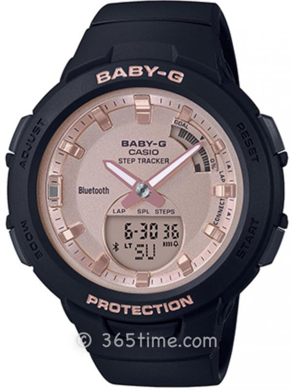 CASIO卡西欧BABY-G运动系列腕表BSA-B100MF-1A
