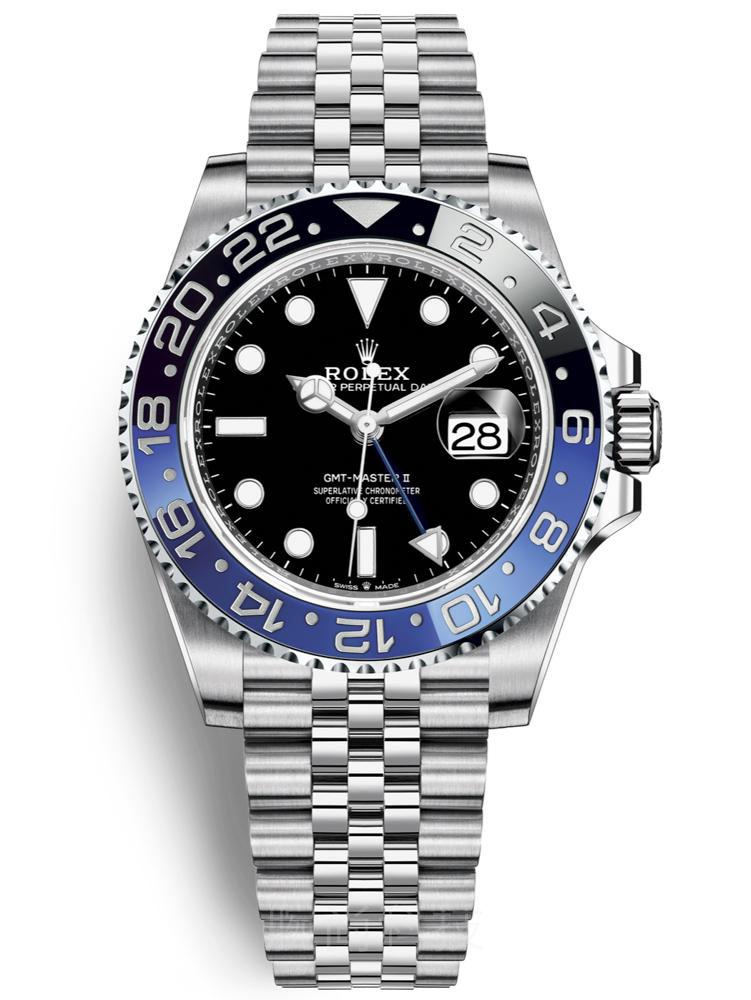 ROLEX劳力士格林尼治型 II腕表126710blnr-0002