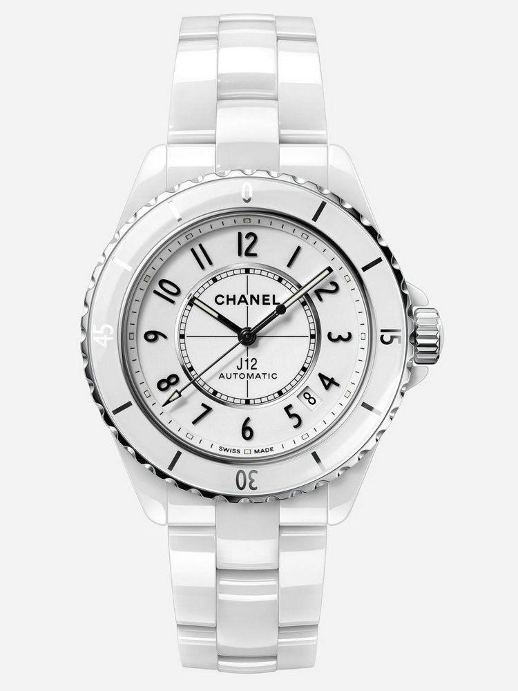 香奈儿J12 White陶瓷白款女表H5700