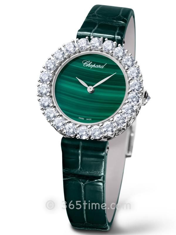 萧邦L'Heure du Diamant女士自动机械珠宝13A378-1001