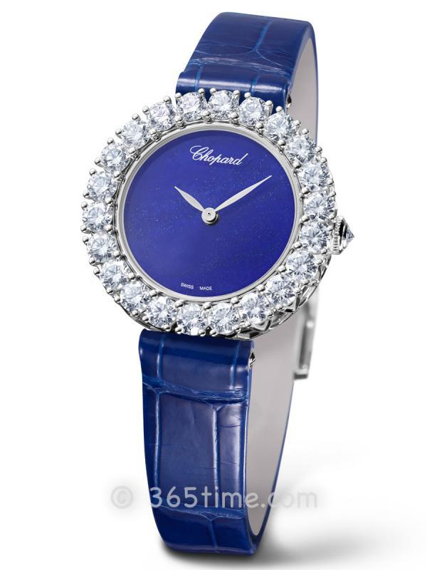 萧邦L'Heure du Diamant女士自动机械珠宝13A378-1002