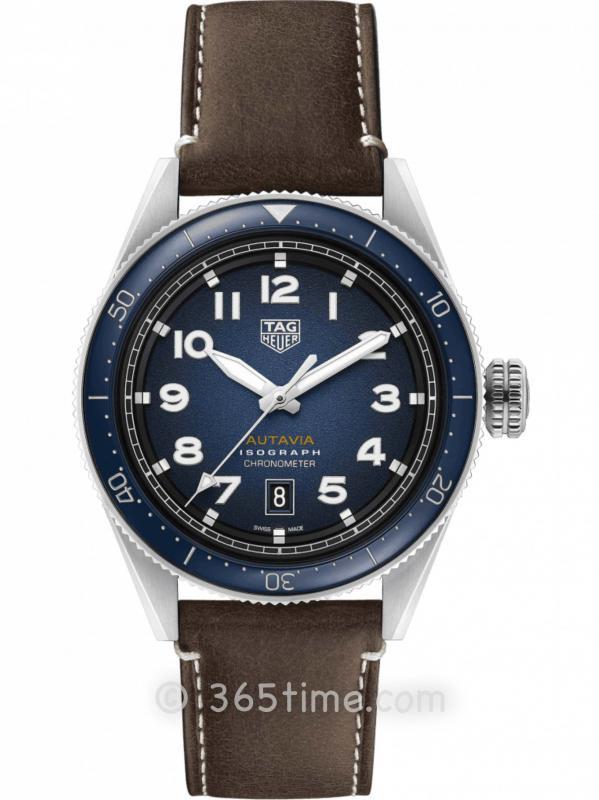 泰格豪雅Autavia系列腕表WBE5112.FC8266