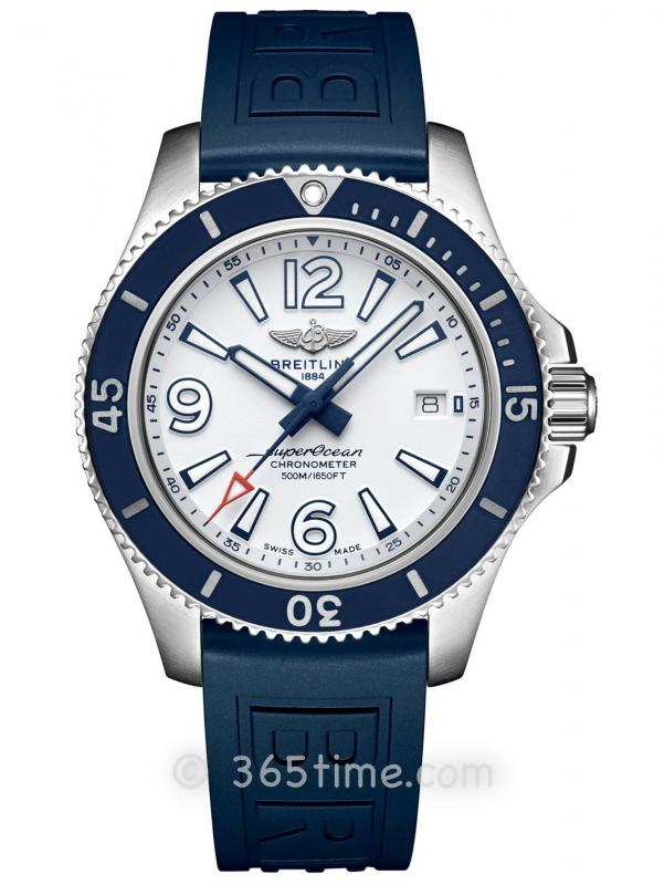 百年灵超级海洋系列A17366D81A1S1自动机械腕表42