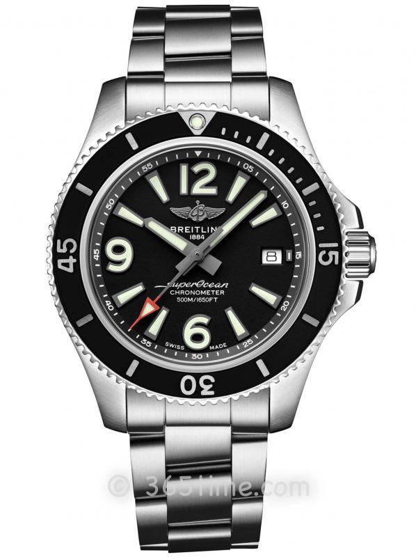 百年灵超级海洋系列A17366021B1A1自动机械腕表42