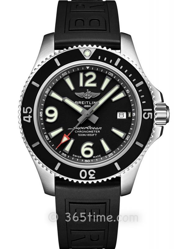 百年灵超级海洋系列A17366021B1S1自动机械腕表42